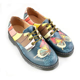 GOBY Oxford Shoes WMAX208 Women Oxford Shoes - Goby Shoes UK