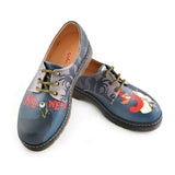 GOBY Oxford Shoes WMAX209 Women Oxford Shoes - Goby Shoes UK