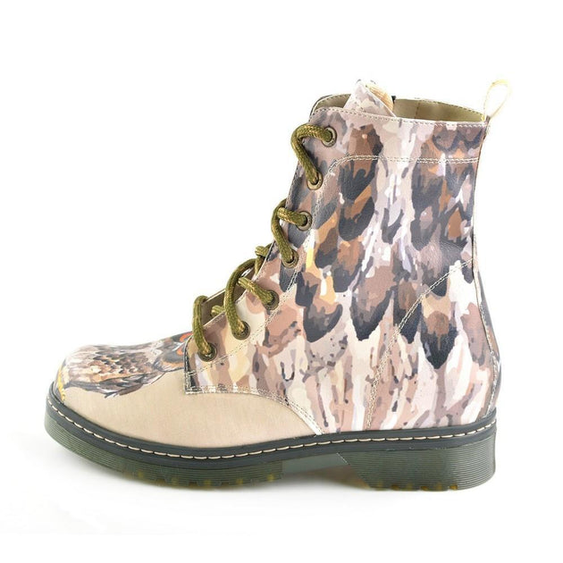 GOBY Long Boots WMRT124 Women Boots Shoes - Goby Shoes UK