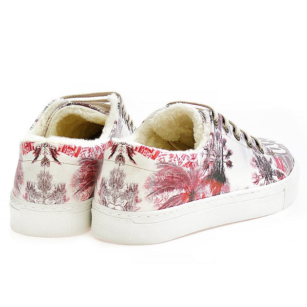 Goby WSPR117 Nature Women Sneakers Shoes - Goby Shoes UK
