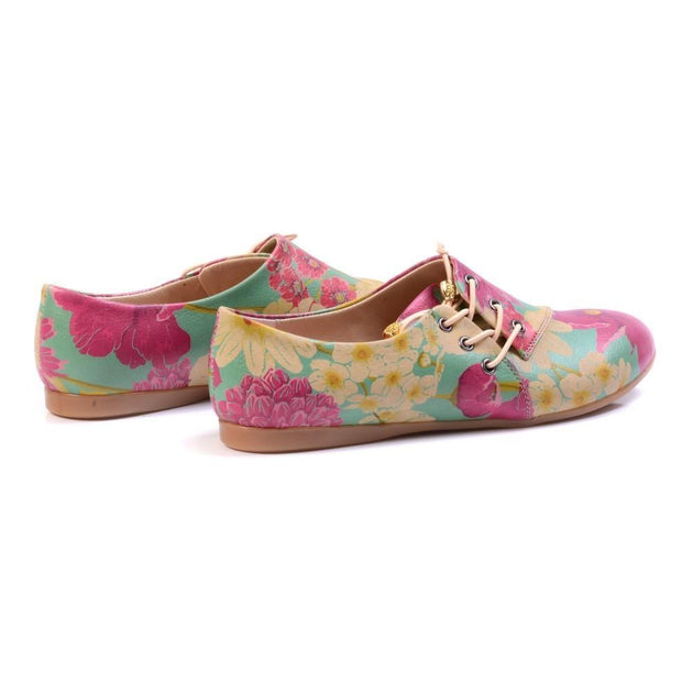 Flowers Ballerinas Shoes YAB203