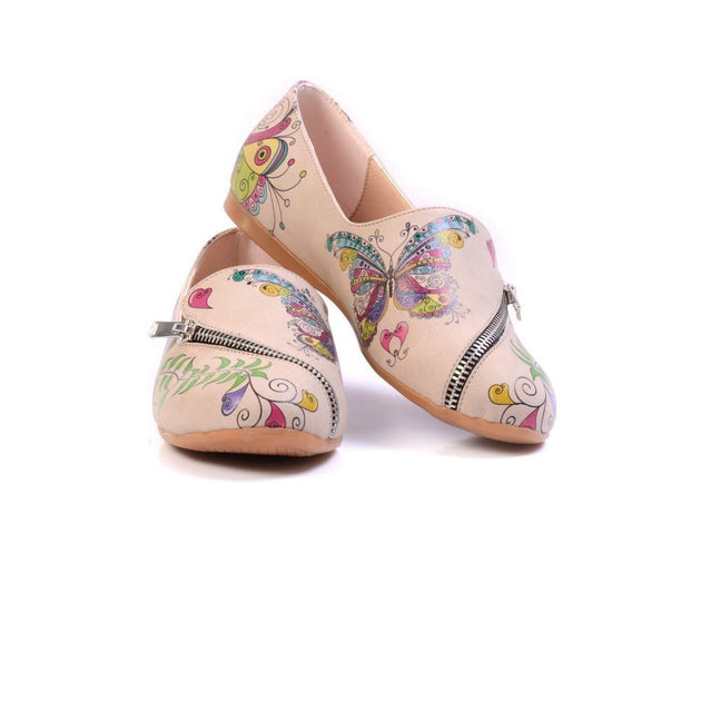 Butterfly Ballerinas Shoes YAB308