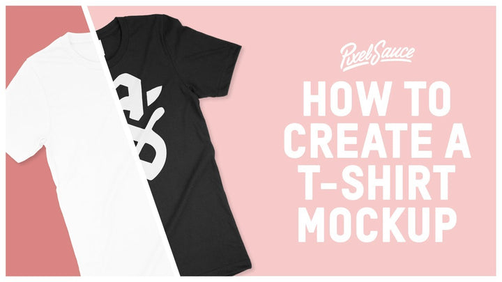 How to Create a Realistic T-Shirt Mockup in Photoshop