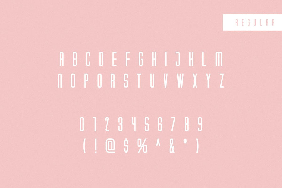Vibe | Condensed Font Family
