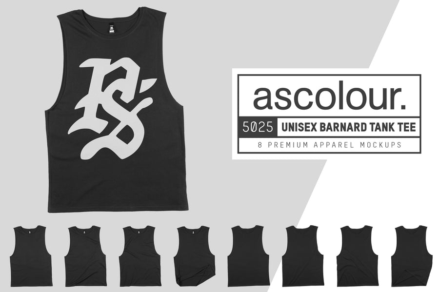 AS Colour 5025 Barnard Tank Tee