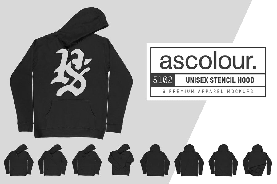 AS Colour 5102 Unisex Stencil Hood
