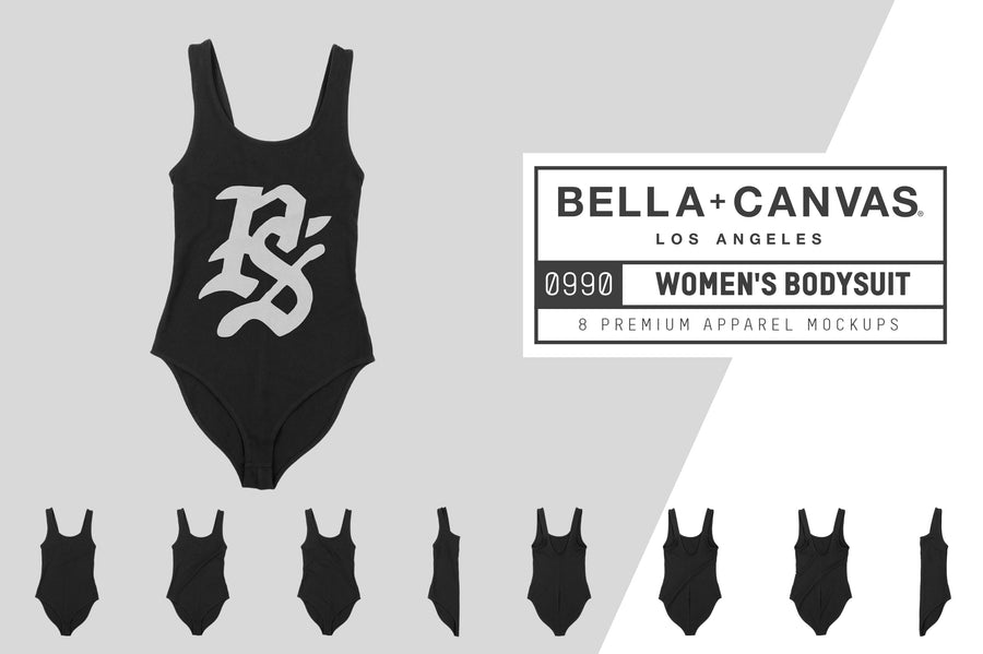 Bella Canvas 0990 Women's Bodysuit