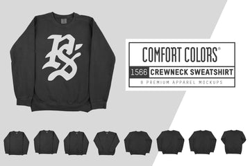 Comfort Colors 1566 Crew Sweatshirt