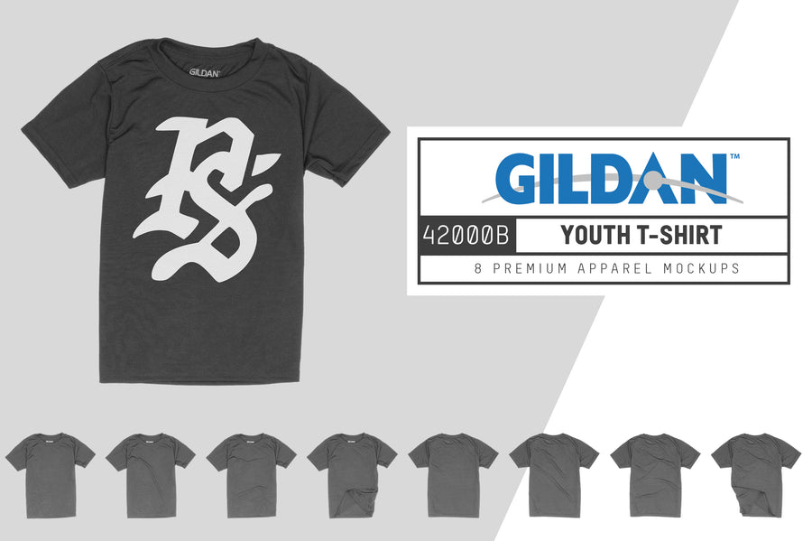 Gildan 42000B Youth T-Shirt