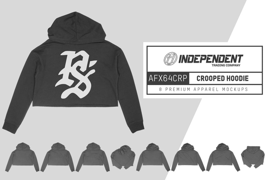 Independent AFX64CRP Cropped Hoodie