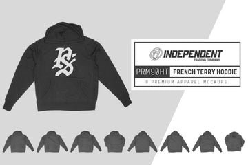 Independent PRM90HT Terry Hoodie