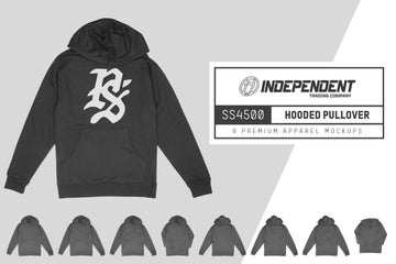 Independent SS4500 Hooded Pullover