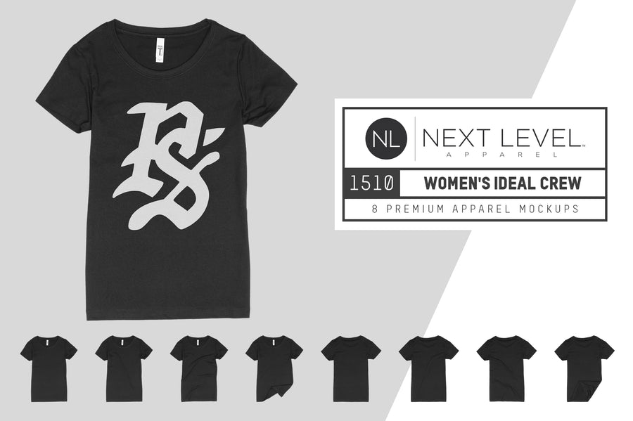Next Level 1510 Women's Ideal Crew
