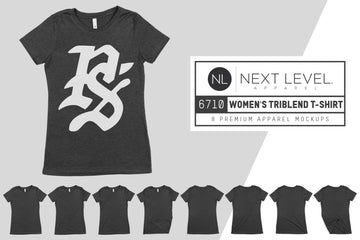 Next Level 6710 Women's Triblend T-Shirt