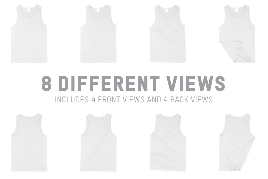 Port & Company PC54TT Core Tank Top