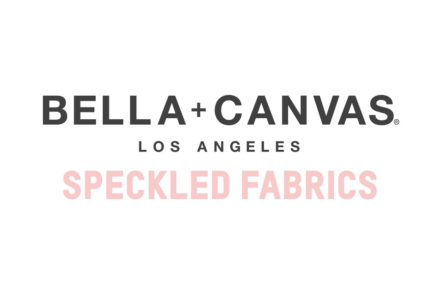 Bella Canvas Speckled Fabrics