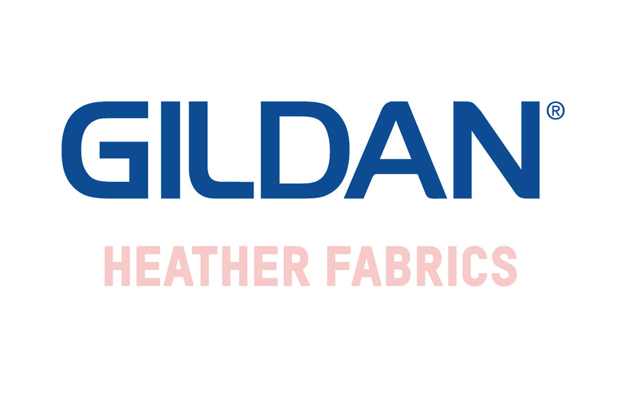 Gildan Heather Fabrics