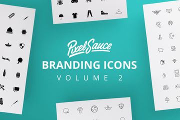Branding and Logo Icons Vol 02