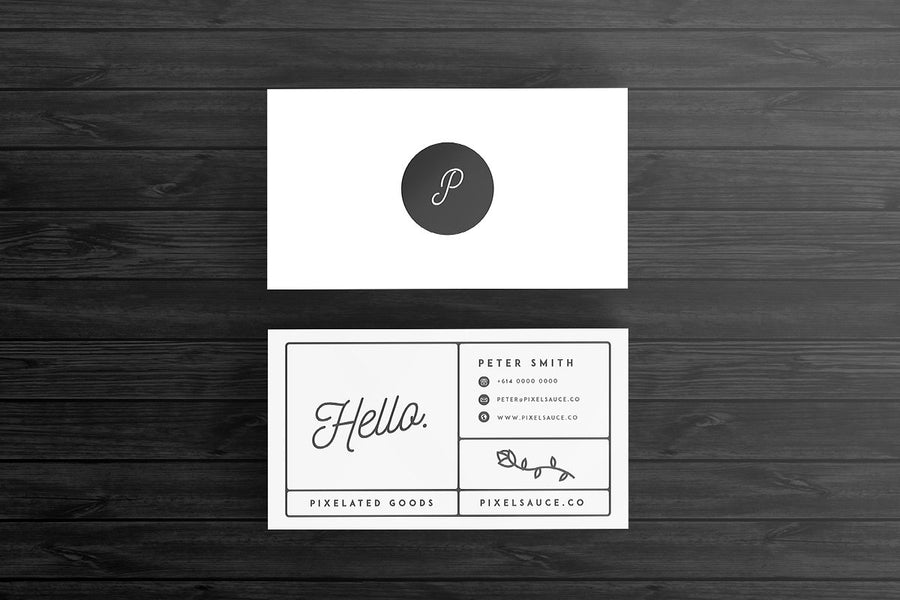 Business Card Bundle | 25% off!
