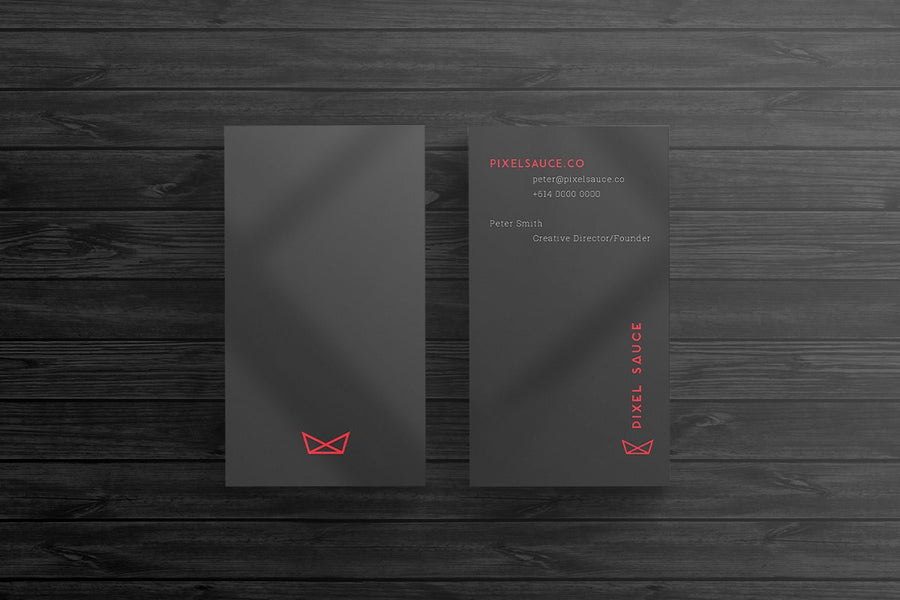 Smart Business Card Template