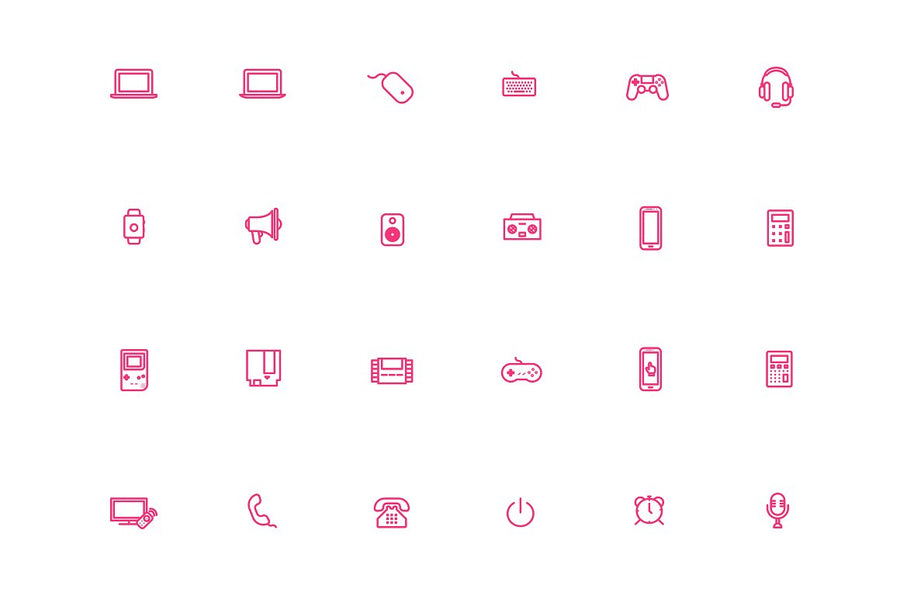 Device Icons Vol 02