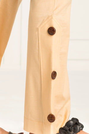 Buttoned Bottom Trouser