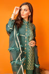 Matching Dupatta  Mist of Green