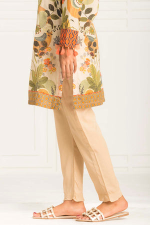 Frilly Mellow Trouser