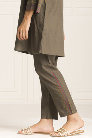 Teal Deal Trouser