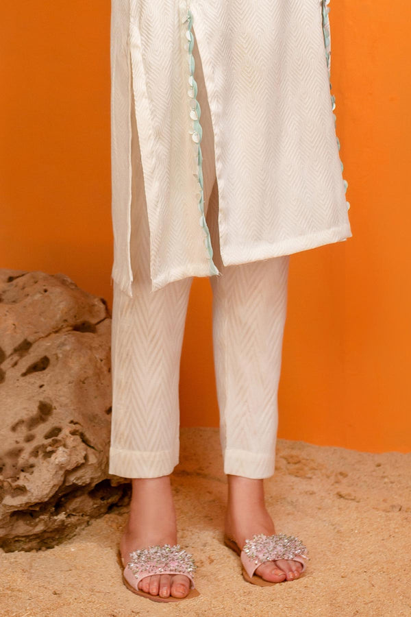 White Beach Trouser
