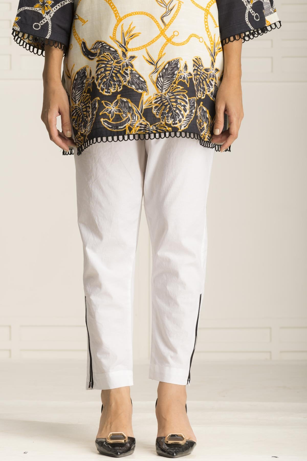White Beech Trouser
