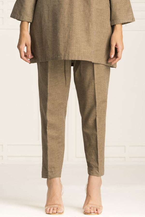 Bannister Brown Trouser
