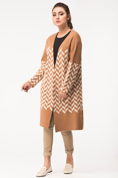 Light Elm-Cardigan