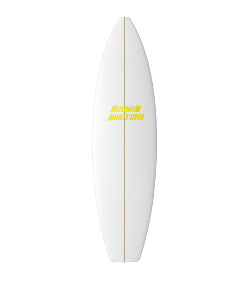 6'7 [Thick] Shortboard