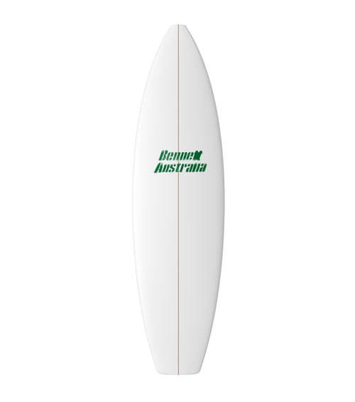 6'7 [Thin] Shortboard