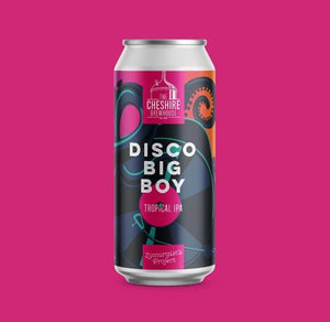Disco Big Boy - Tropical IPA - 7.2% ABV