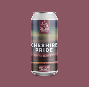 Cheshire Pride Session Bitter 3.6%