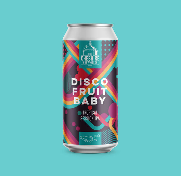 Disco Fruit Baby - Tropical Session IPA - ABV 5.0%