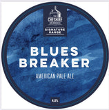 Blues Breaker pump clip by The Cheshire Brewhouse
