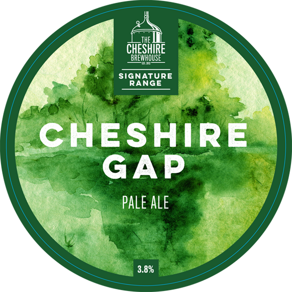 Cheshire Gap English Pale Ale 3.8%