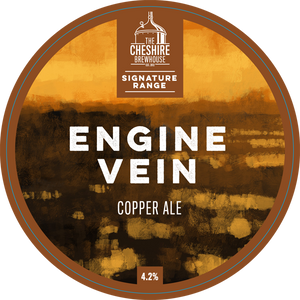 Engine Vein 4.2% Copper Ale