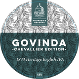 Cheshire Brewhouse Wholesale Govinda Chevallier Cask Product Pumpclip