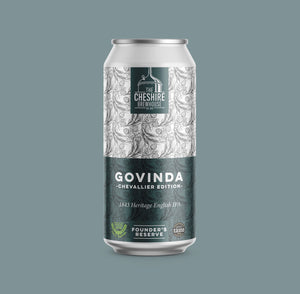 Govinda Chevallier Edition - World Champion Heritage Malt IPA - 6.8%