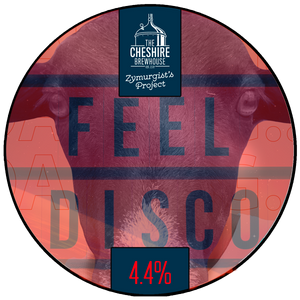 I Feel Disco pump clip by The Cheshire Brewhouse