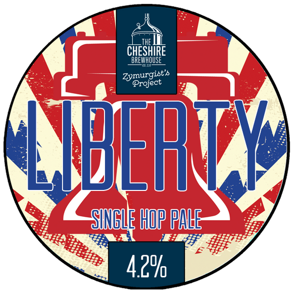 Liberty - Single Hop Pale Ale - 4.2%