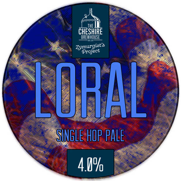 Loral - Single Hop Extra Pale Ale - 4.0%