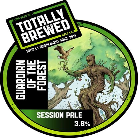 Guardian Of The Forest 3.8% Session Pale Ale