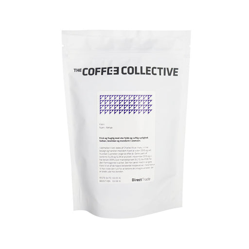 Coffee Collective pörkölt kávé - Kieni (250 gr.)