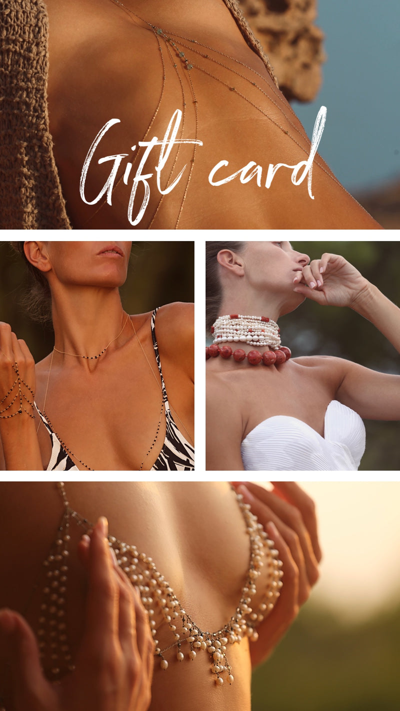 Ideal for the woman who knows her own taste, a Burke Ewig jewelry gift card is the perfect present, every time.