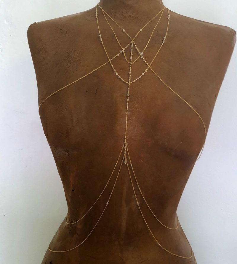 DORIS BODY CHAIN